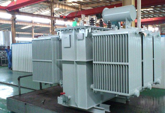 S11系列 油式变压器35KV-05