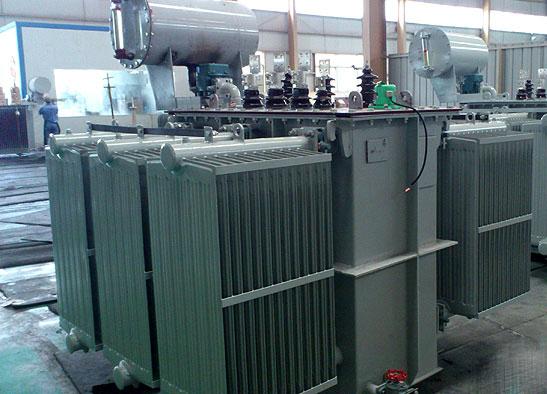 S11系列 油式变压器35KV-06